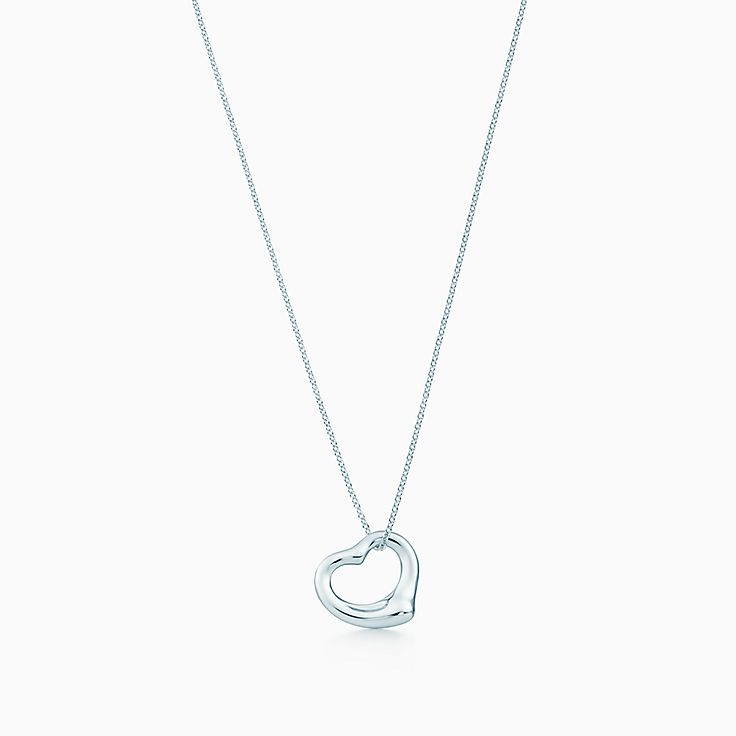 Elsa Peretti™: pendente Open Heart