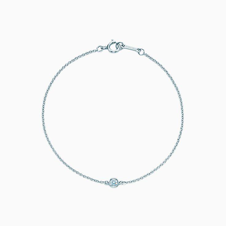 Elsa Peretti™: Pulseira Diamonds by the Yard™