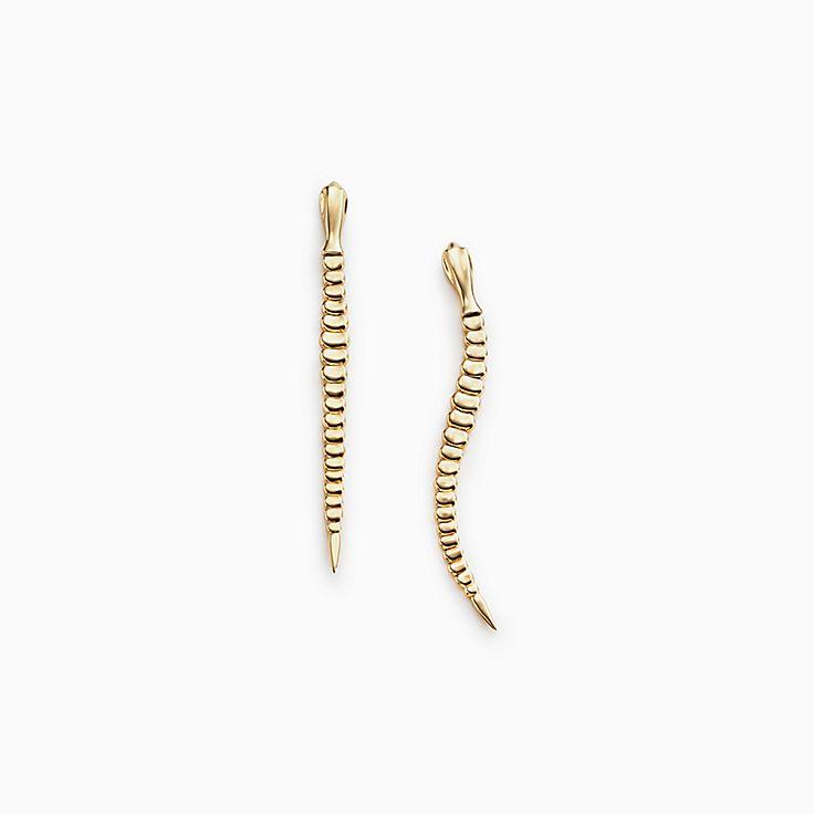 Elsa Peretti® Snake earrings