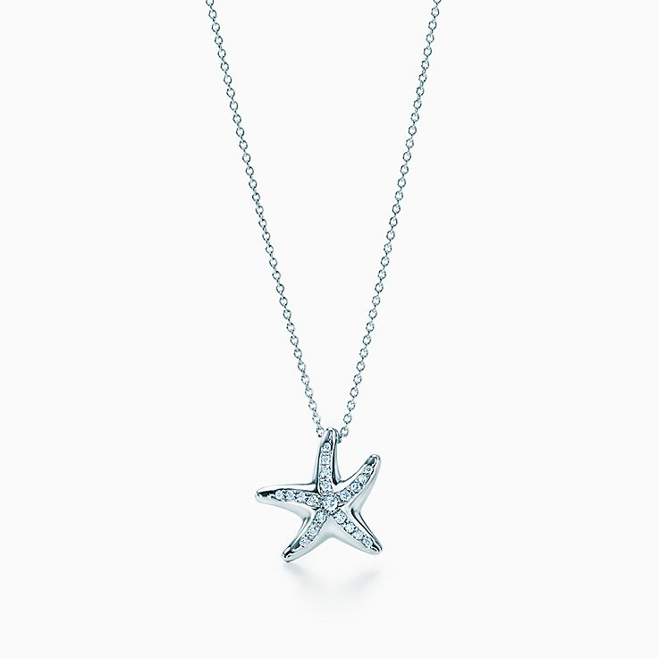 Elsa Peretti™:Подвеска Starfish