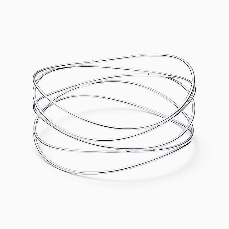 Elsa Peretti™:Пятирядный браслет Wave