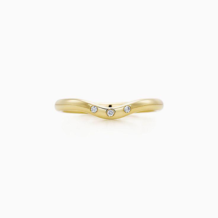 Elsa Peretti® wedding band ring
