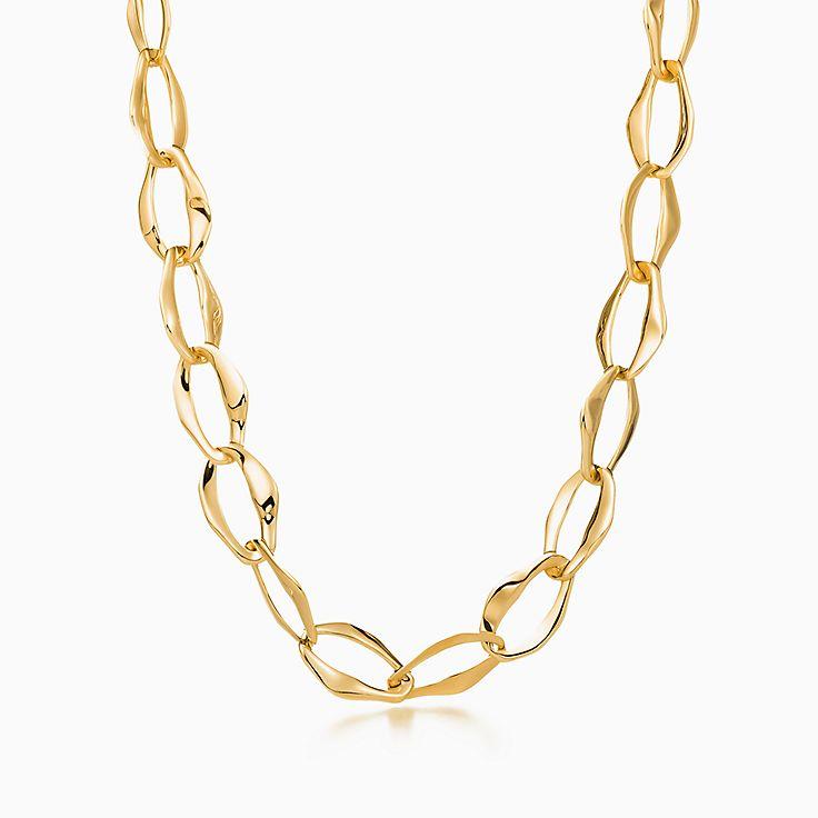 Elsa Peretti®:Aegean Toggle Necklace
