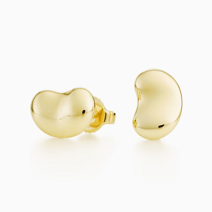 Elsa Peretti®:Bean Design Earrings