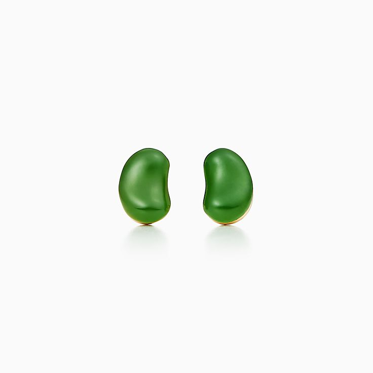 Elsa Peretti®:Bean Design Earrings