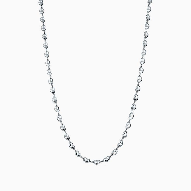 Elsa Peretti®:Bean Design Necklace