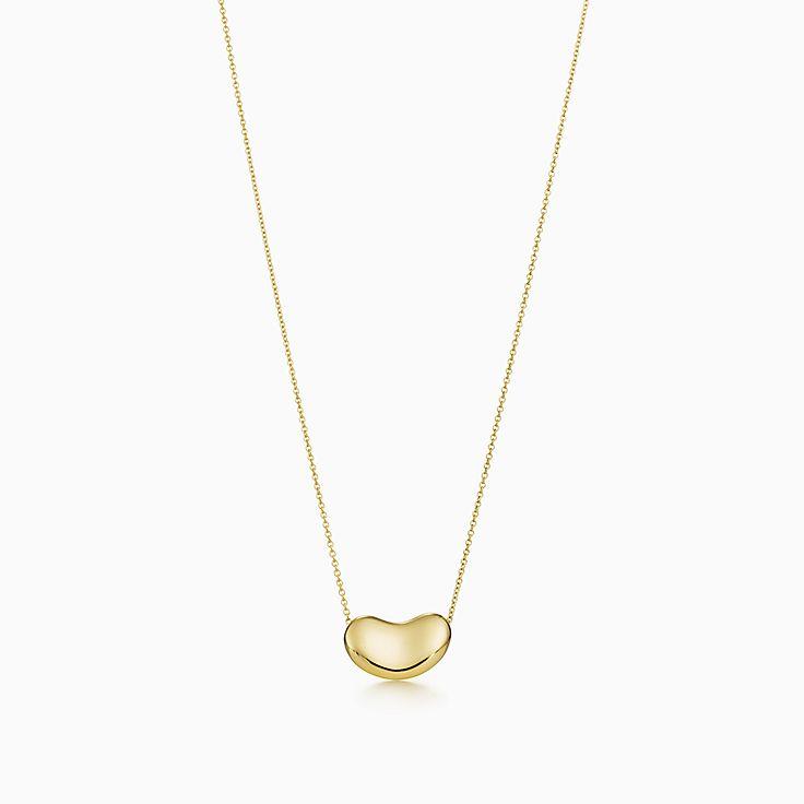 Elsa Peretti®:Bean Design Pendant