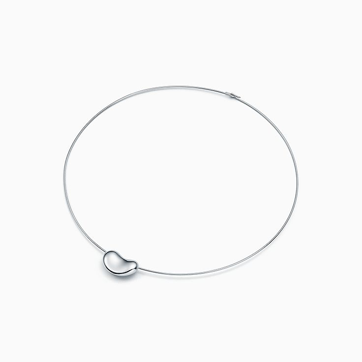 Elsa Peretti®:Bean Design Wire Necklace