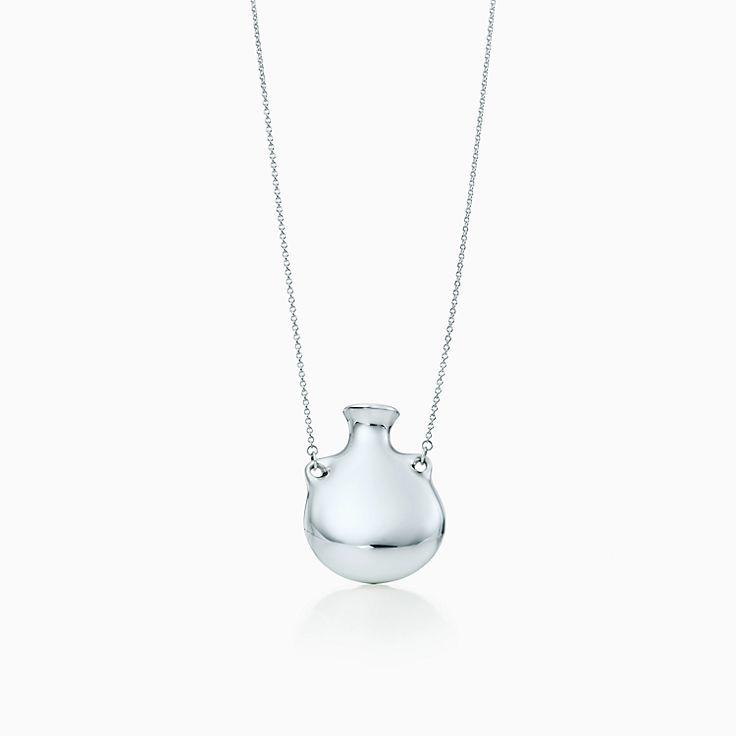 Elsa Peretti®:Bottle Open Bottle Pendant