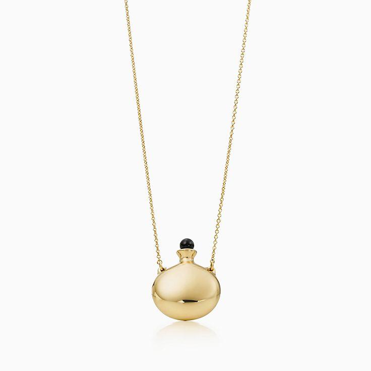 Elsa Peretti®:Bottle Round Bottle Pendant
