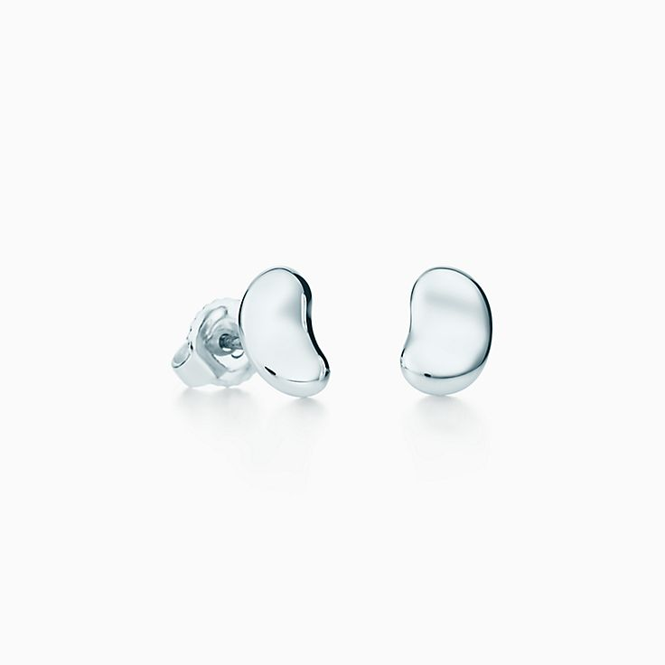 Elsa Peretti™:Brincos Bean Design