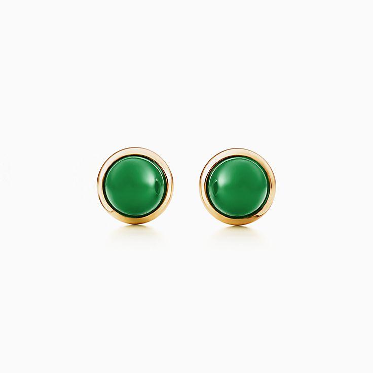 Elsa Peretti®:Cabochon Earrings