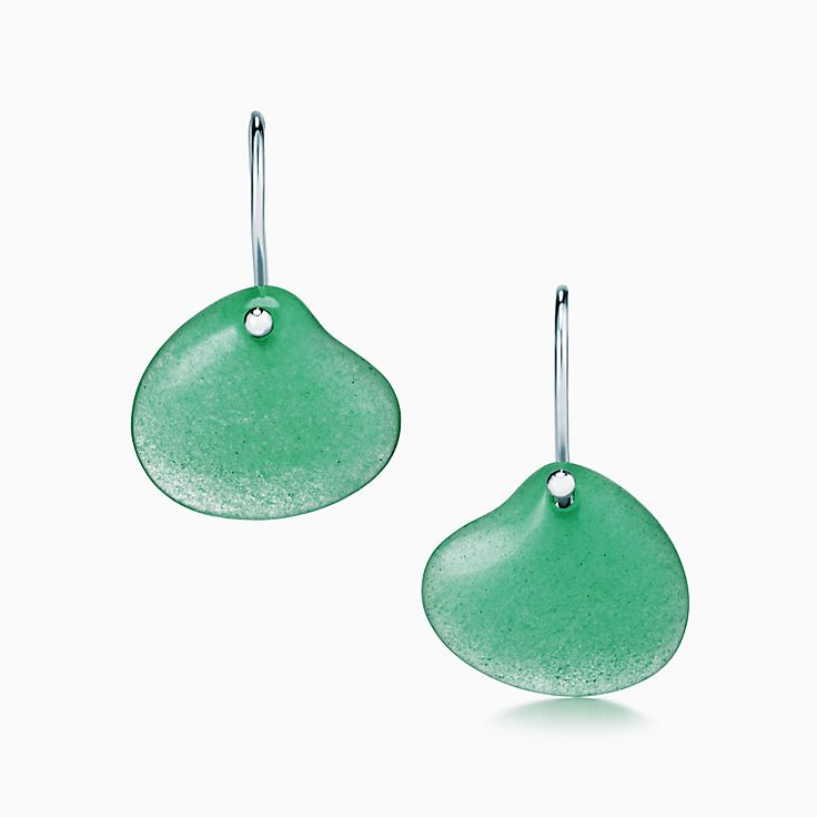 Elsa Peretti®:Cat Island Isle Shell Earrings