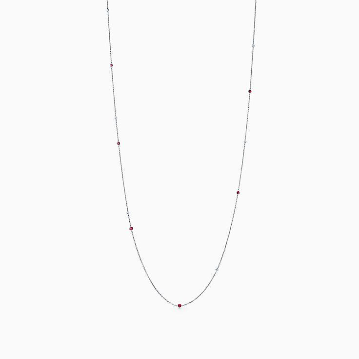 Elsa Peretti®:Color by the Yard Necklace