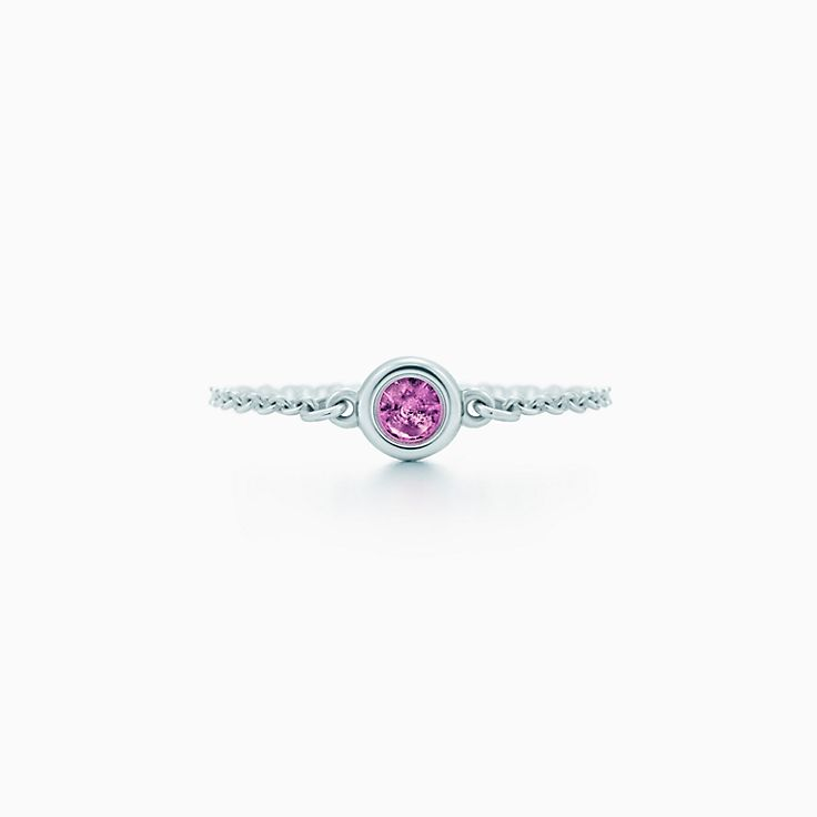 Elsa Peretti®:Color by the Yard Ring
