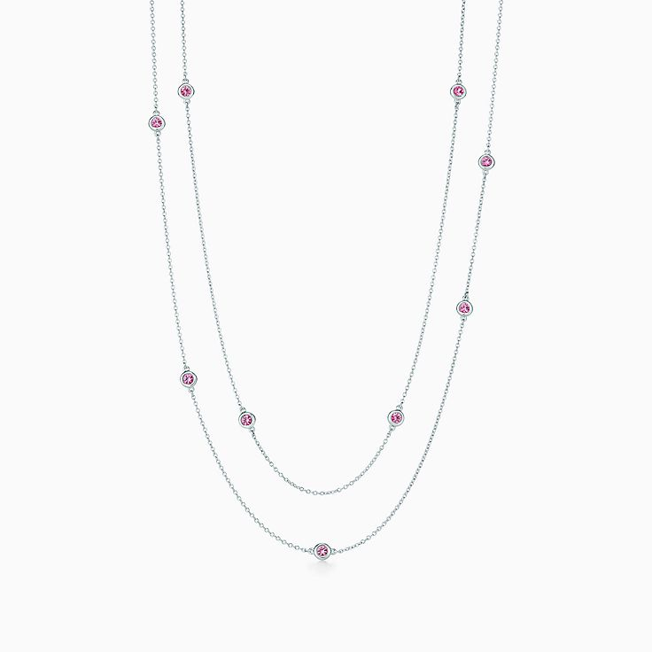 Elsa Peretti®:Color by the Yard Sprinkle Necklace