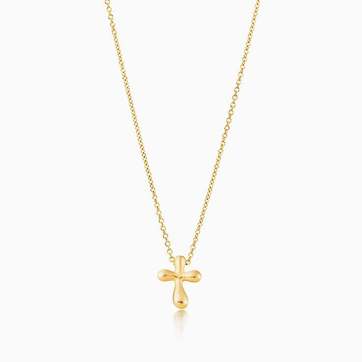 Elsa Peretti®:Cross Pendant