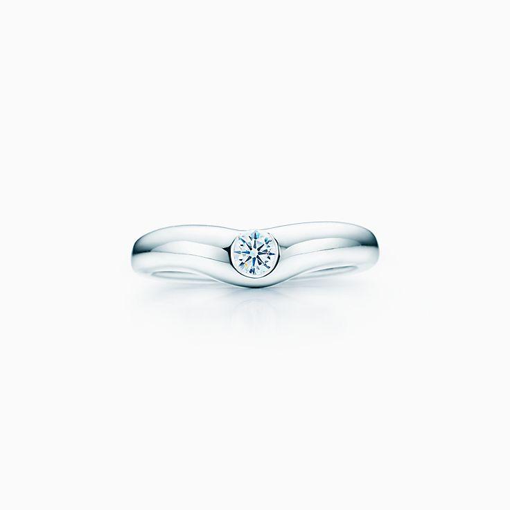 Elsa Peretti®:Curved Band Ring