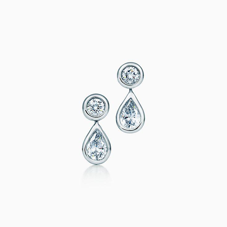 Elsa Peretti™:Diamonds by the Yard™ Серьги