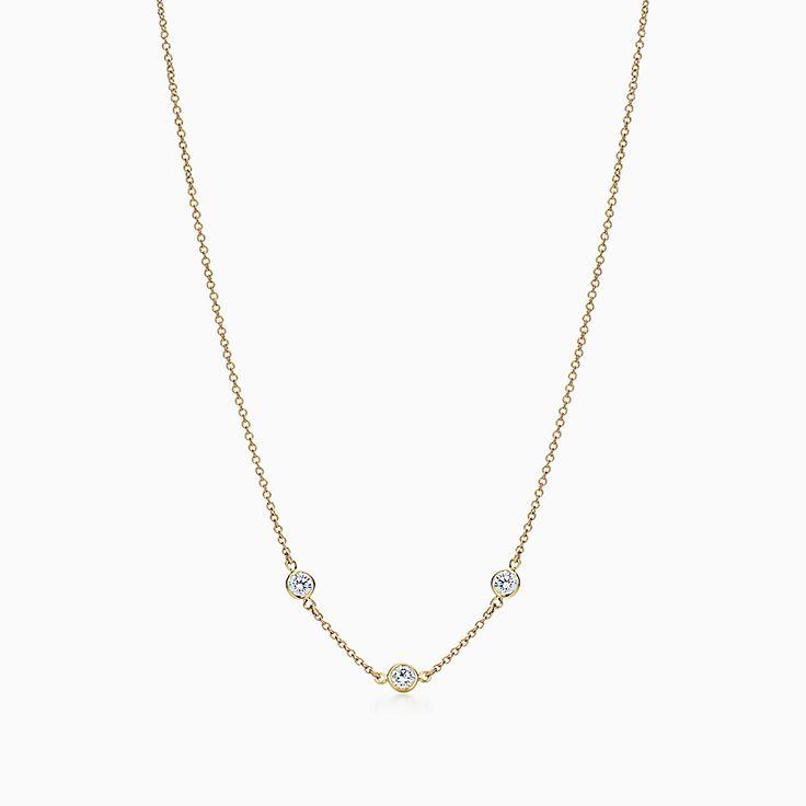 Elsa Peretti™:Diamonds by the Yard™ Ожерелье