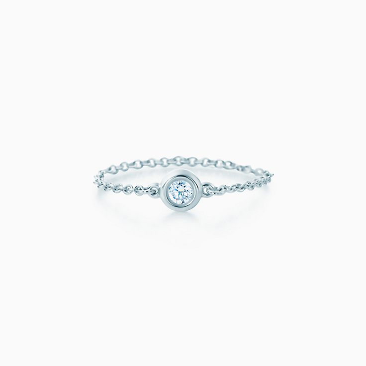 Elsa Peretti™:Diamonds by the Yard™ Кольцо