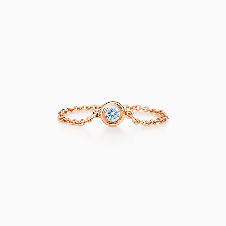 Elsa Peretti™:Diamonds by the Yard™ 戒指