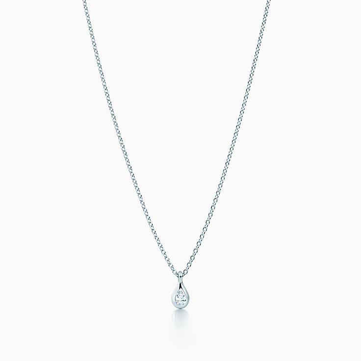 Elsa Peretti®:Diamonds by the Yard® 鏈墜