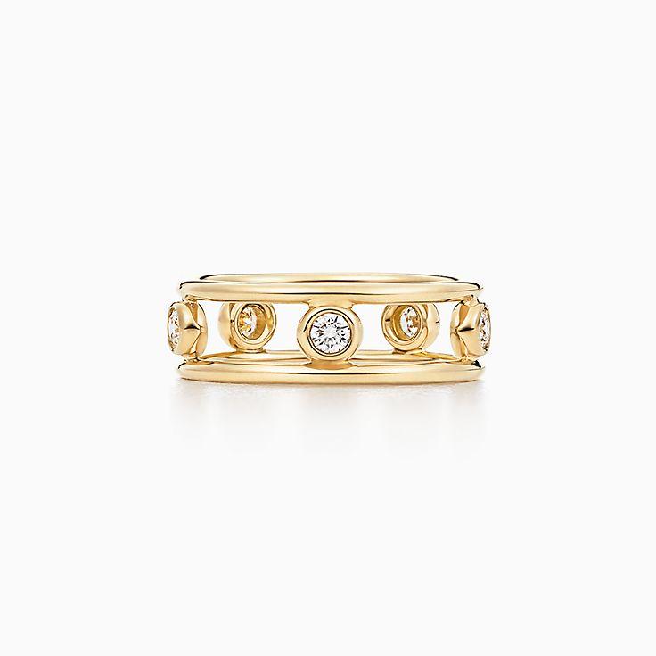 Elsa Peretti®:Diamonds by the Yard® 戒指