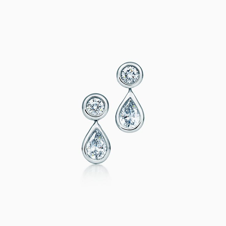 Elsa Peretti®:Diamonds by the Yard® Earrings