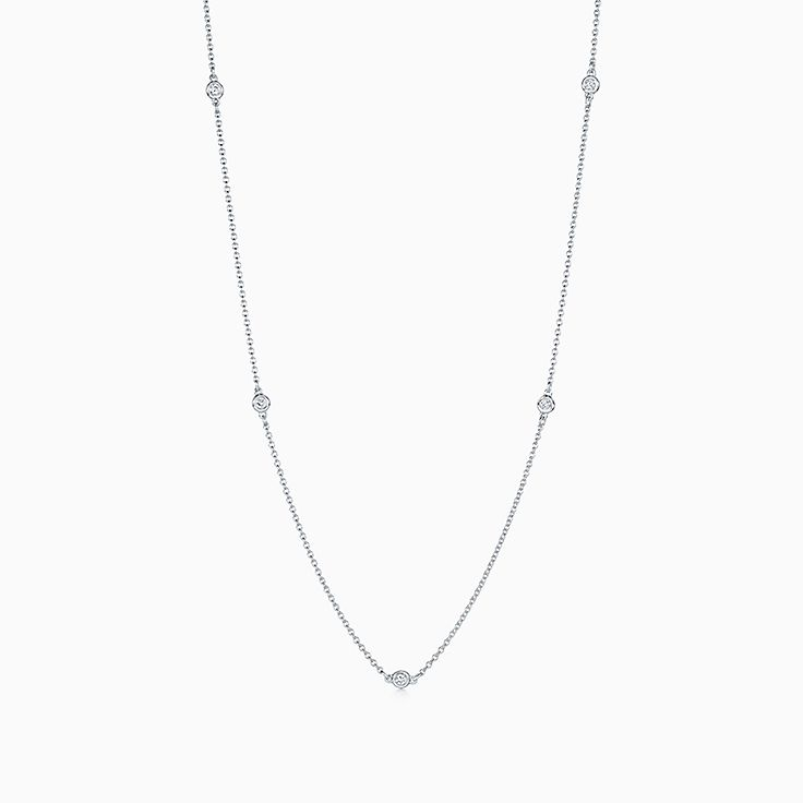 Elsa Peretti®:Diamonds by the Yard® Necklace