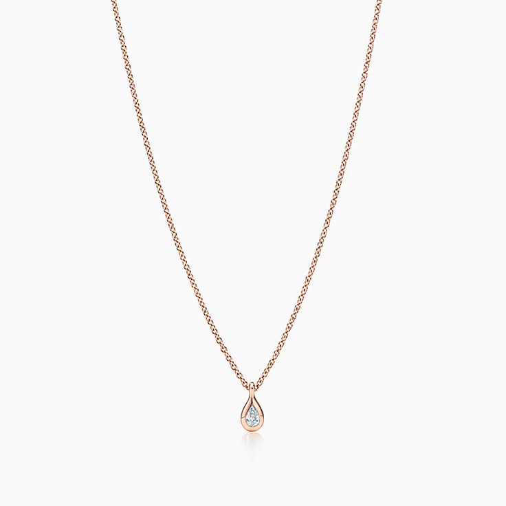 Elsa Peretti®:Diamonds by the Yard® Pendant