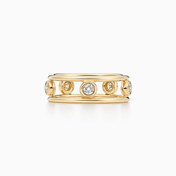 Elsa Peretti™:Diamonds by the Yard™ Ring