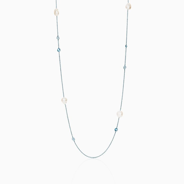 Elsa Peretti®:Diamonds by the Yard® Sprinkle Necklace