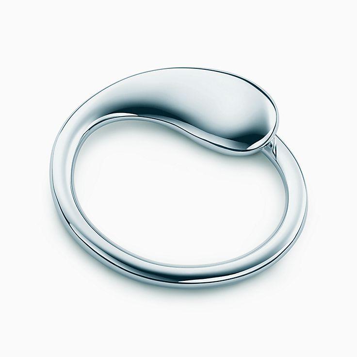 Elsa Peretti®:Eternal Circle 鑰匙圈