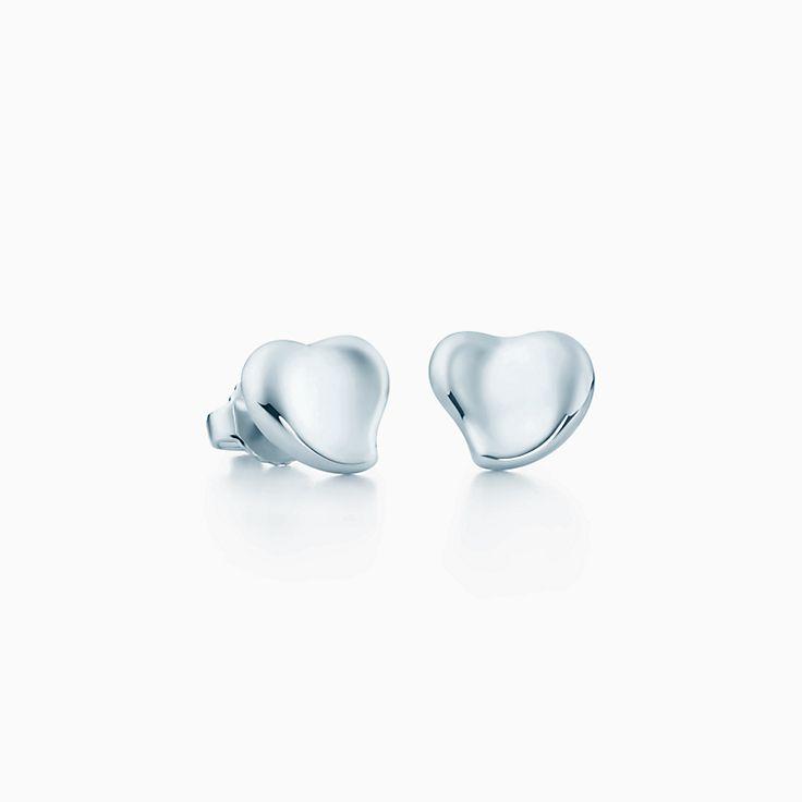 Elsa Peretti®:Full Heart Earrings
