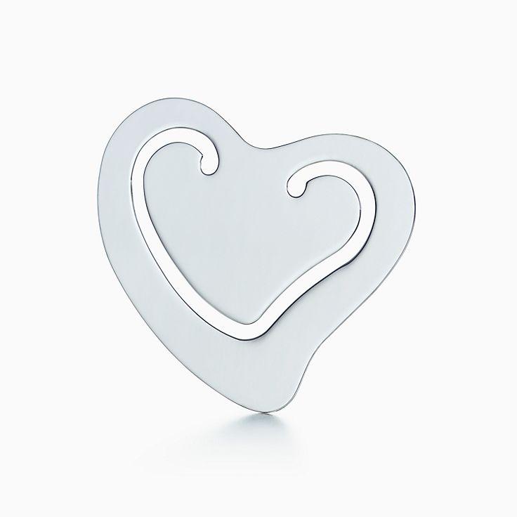 Elsa Peretti®:Heart Bookmark