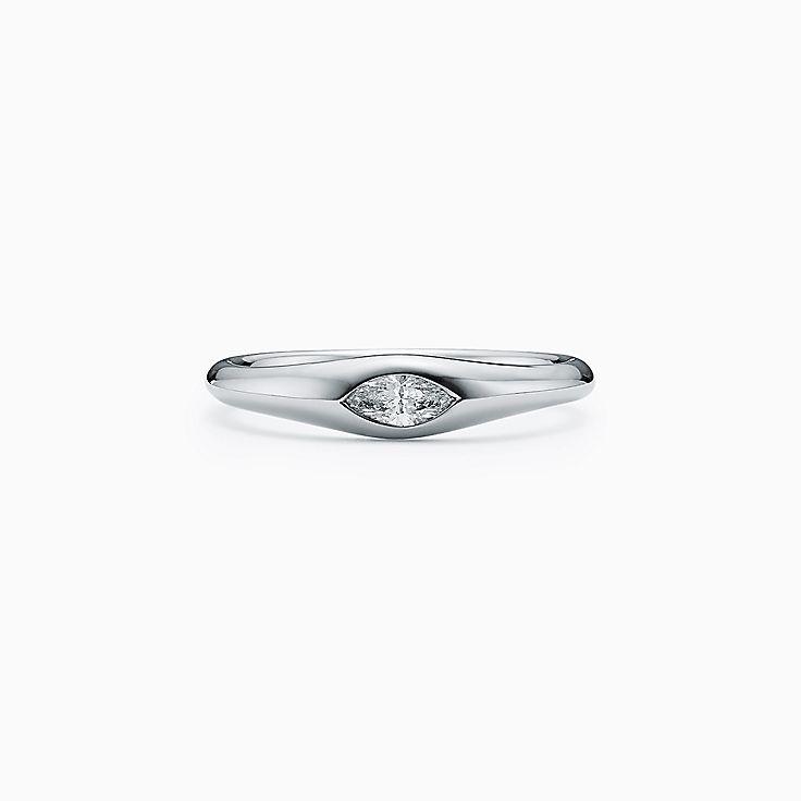 Elsa Peretti®:Marquise Band Ring
