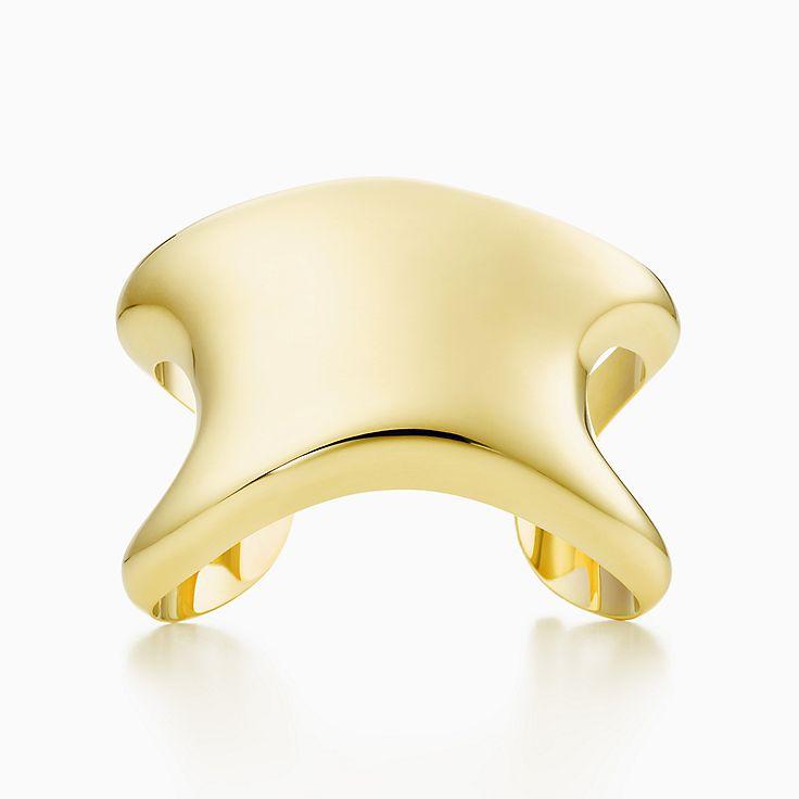 Elsa Peretti(MD): Bracelet ajouré sur les côtés