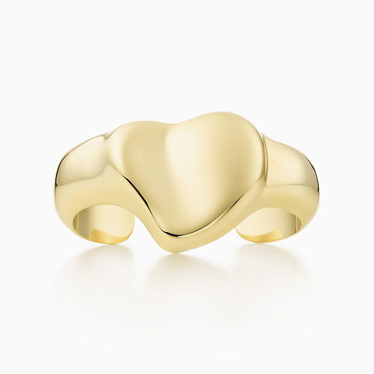 Elsa Peretti(MD): Bracelet Cœur plein