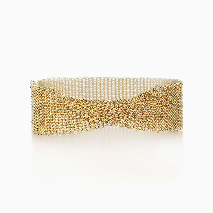 Elsa Peretti(MD): Bracelet Maille