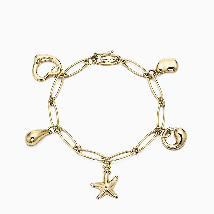 Elsa Peretti(MD):Bracelet à breloques