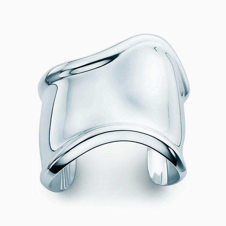 Elsa Peretti™:Medium Bone Cuff