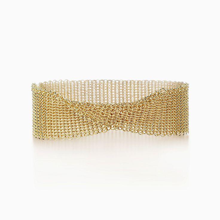 Elsa Peretti®:Mesh Bracelet