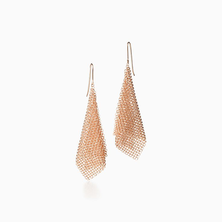 Elsa Peretti®:Mesh Earrings