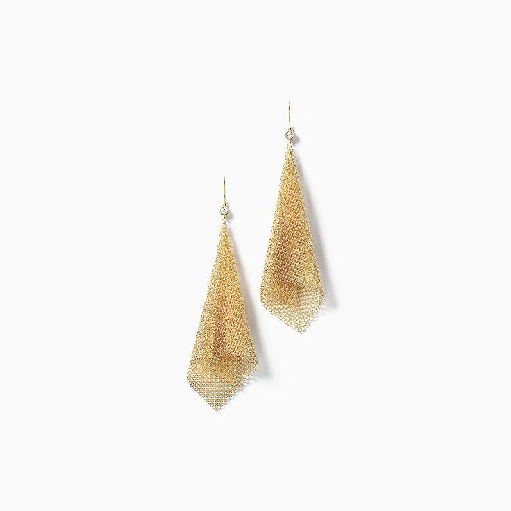Elsa Peretti®:Mesh Earrings