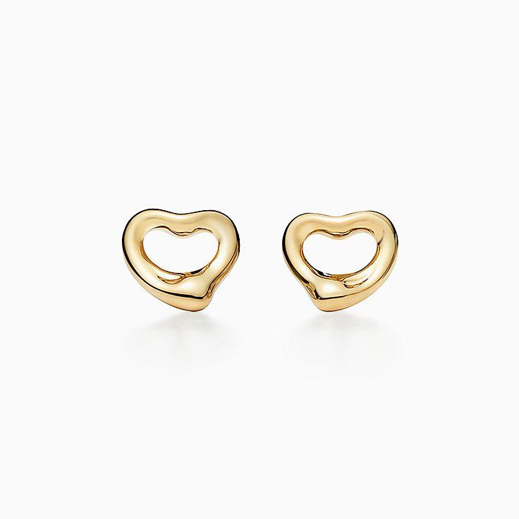 Elsa Peretti®:Open Heart 耳環