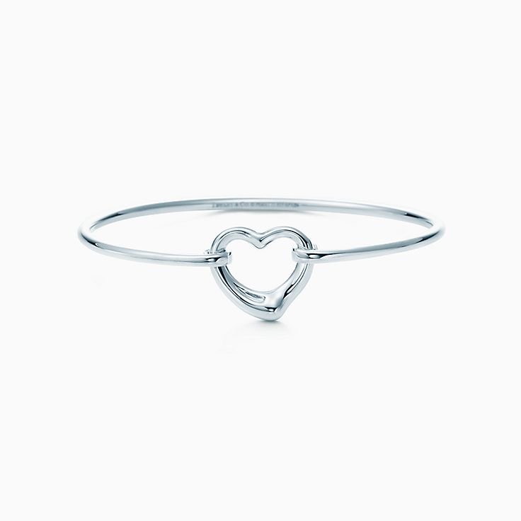 Elsa Peretti®:Open Heart Bangle