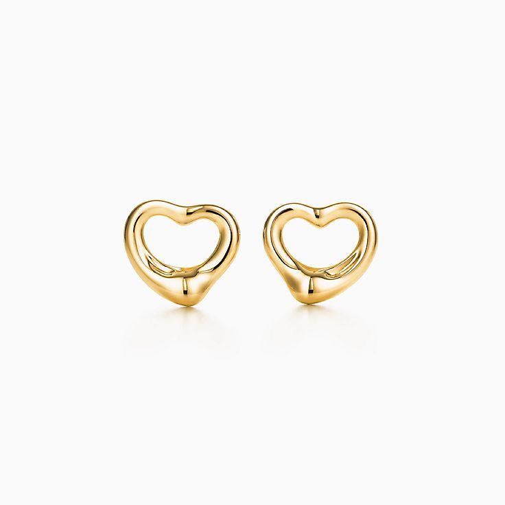 Elsa Peretti®:Open Heart Earrings