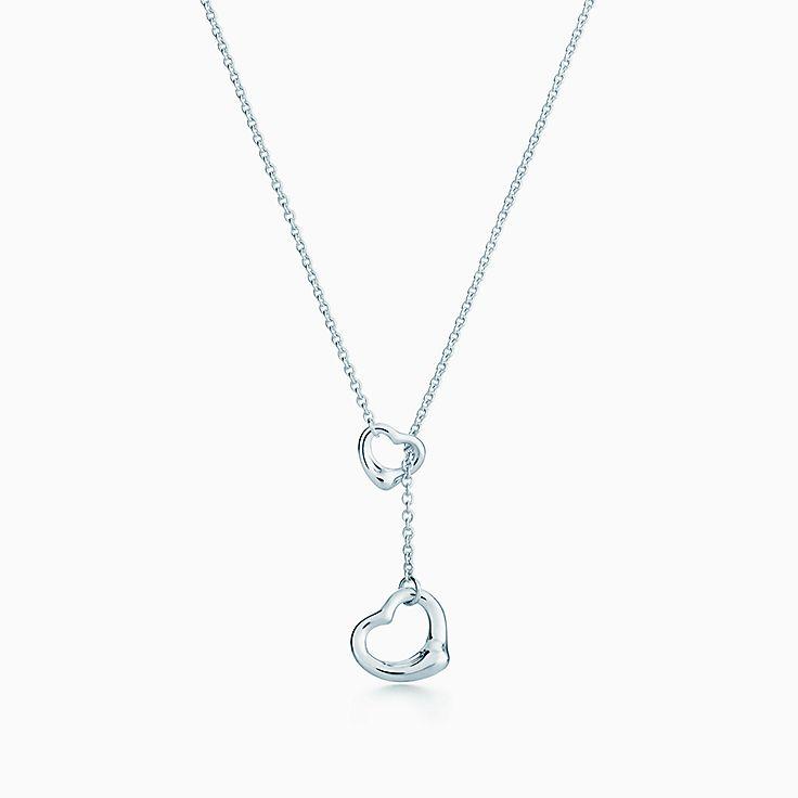 Elsa Peretti®:Open Heart Lariat