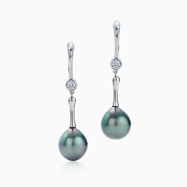 Elsa Peretti®:Pearl Earrings